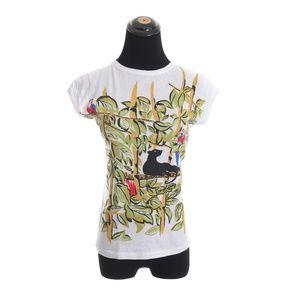 Vintage Jungle Print T-Shirt
